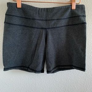 Lululemon Gray Tights Shorts   8